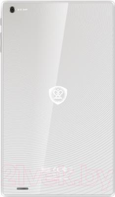 Планшет Prestigio MultiPad Color 8.0 16GB 3G (PMT5887_3G_D_WH) - задняя панель