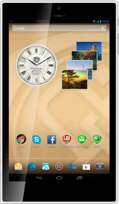 Планшет Prestigio MultiPad Color 8.0 16GB 3G (PMT5887_3G_D_BK) - общий вид