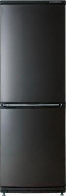 Холодильник с морозильником ATLANT ХМ 4012-060 - вид спереди