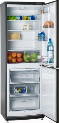 Холодильник с морозильником ATLANT ХМ 4012-060 - внутренний вид