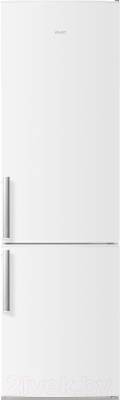 Холодильник с морозильником ATLANT ХМ 4426-000 N - общий вид