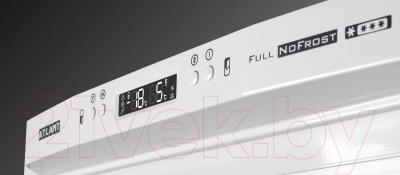 Холодильник с морозильником ATLANT ХМ 4426-000 N - элементы управления