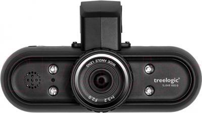 Автомобильный видеорегистратор Treelogic TL-DVR 1502 G - общий вид