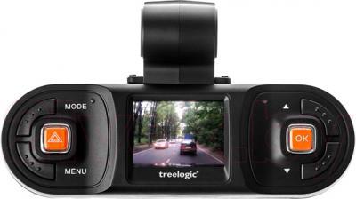 Автомобильный видеорегистратор Treelogic TL-DVR 1502 G - дисплей