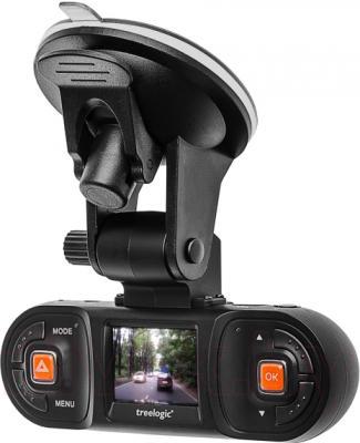 Автомобильный видеорегистратор Treelogic TL-DVR 1502 G - с креплением