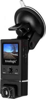 Автомобильный видеорегистратор Treelogic TL-DVR 1505 Full HD - с креплением