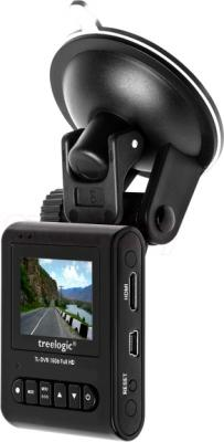 Автомобильный видеорегистратор Treelogic TL-DVR 1506 Full HD - дисплей
