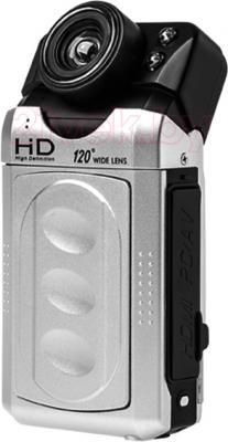 Автомобильный видеорегистратор Treelogic TL-DVR 2002TID - общий вид