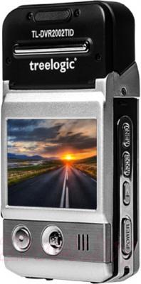 Автомобильный видеорегистратор Treelogic TL-DVR 2002TID - дисплей