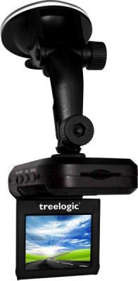 Автомобильный видеорегистратор Treelogic TL-DVR 2504T - с креплением