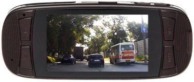 Автомобильный видеорегистратор Treelogic TL-DVR 2702 - дисплей