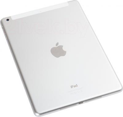 Планшет Apple iPad Air 128GB Silver (ME988TU/A) - вид сзади