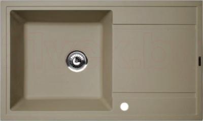 Мойка кухонная Florentina Липси-860 (Dark Beige) - реальный цвет модели может немного отличаться