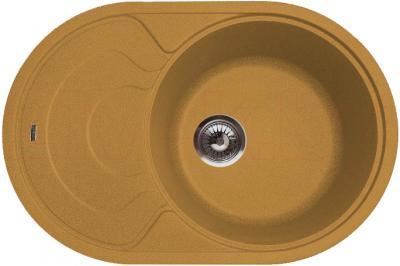 Мойка кухонная Florentina Родос-760 (Brandy) - реальный цвет модели может немного отличаться
