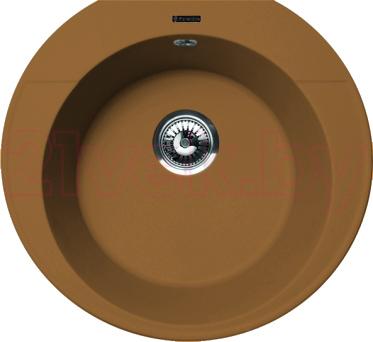 Мойка кухонная Florentina Эльба (Brandy) - реальный цвет модели может немного отличаться