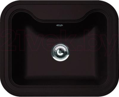 Мойка кухонная Florentina Крит-630 (Mokko) - общий вид