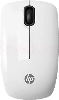 Мышь HP Z3200 Wireless Mouse E5J19AA (белый) - общий вид