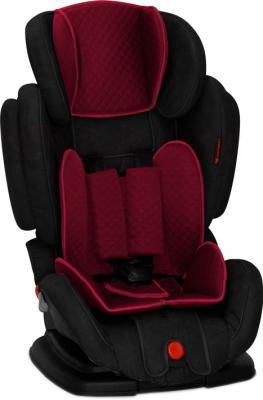 Автокресло Lorelli Magic+SPS Premium (Black-Red) - общий вид