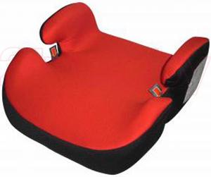 Автокресло Lorelli Easy (Black-Red) - общий вид