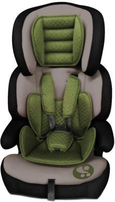 Автокресло Lorelli Junior+ Premium (Beige-Green) - общий вид