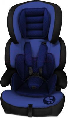 Автокресло Lorelli Junior+ Premium (Blue) - общий вид