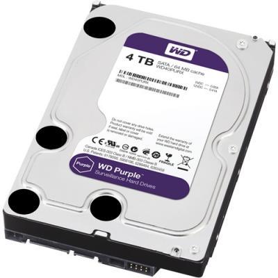 Жесткий диск Western Digital Purple 4TB (WD40PURX) - общий вид