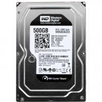 Жесткий диск Western Digital Caviar Black 500GB (WD5003AZEX) -