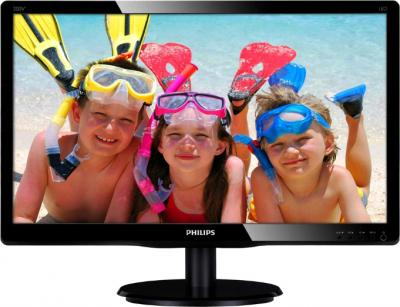 Монитор Philips 200V4LSB/62 - общий вид