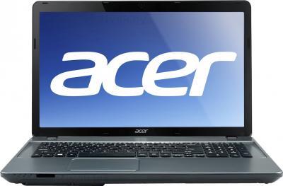Ноутбук Acer Aspire E1-772G-34004G50Mnsk (NX.MHLEU.009) - фронтальный вид