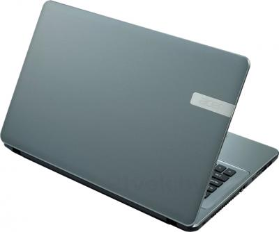 Ноутбук Acer Aspire E1-772G-34004G50Mnsk (NX.MHLEU.009) - вид сзади