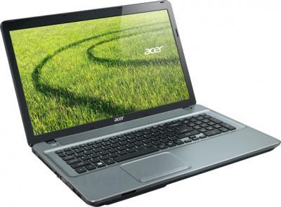 Ноутбук Acer Aspire E1-772G-34004G50Mnsk (NX.MHLEU.009) - общий вид