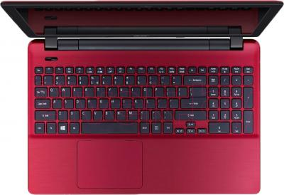 Ноутбук Acer Aspire E5-511-C10T (NX.MPLEU.005) - вид сверху