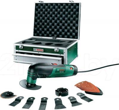 Многофункциональный инструмент Bosch PMF 190 E (0.603.100.502) - комплектация