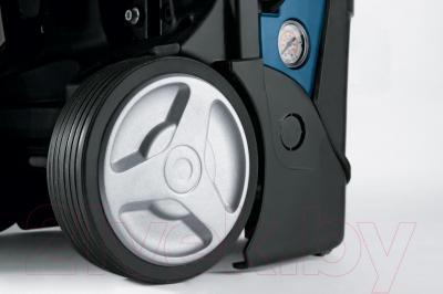 Мойка высокого давления Bosch GHP 5-14 Professional (0.600.910.100) - колесо и монометр