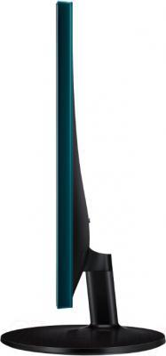 Монитор Samsung S22D390Q (LS22D390QSX/CI) - вид сбоку