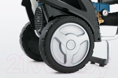 Мойка высокого давления Bosch GHP 8-15 XD Professional (0.600.910.300) - колесо и монометр