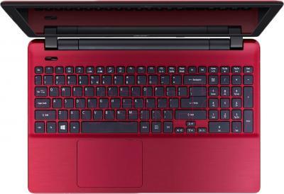 Ноутбук Acer Aspire E5-511-C80F (NX.MPLEU.006) - вид сверху