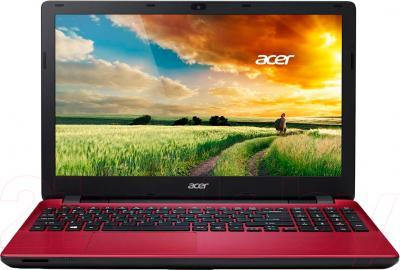 Ноутбук Acer Aspire E5-511-P8SY (NX.MPLEU.009) - фронтальный вид