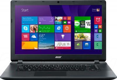 Ноутбук Acer Aspire ES1-511-C1N6 (NX.MMLEU.015) - фронтальный вид