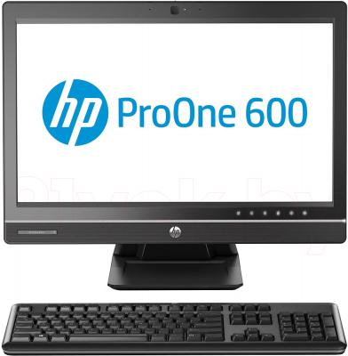 Моноблок HP ProOne 600 G1 (F3X00EA) - вид спереди