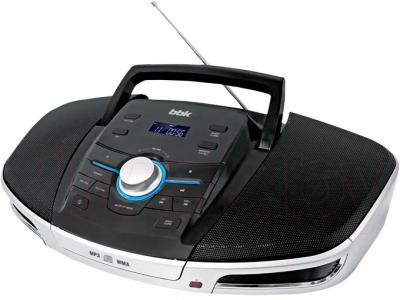 Магнитола BBK BX900U (Black) - общий вид
