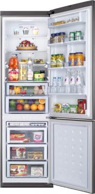Холодильник с морозильником Samsung RL55TGBTL1/BWT - в открытом виде