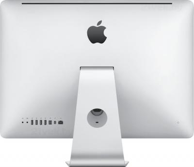 Моноблок Apple iMac (MF883RS/A) - вид сзади