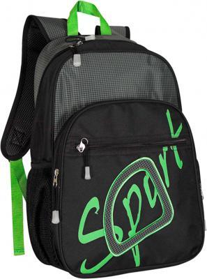 Рюкзак Globtroter 1350 (черно-зеленый) - общий вид