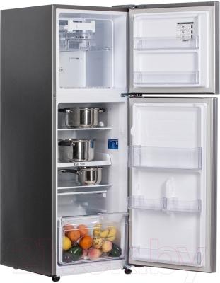 Холодильник с морозильником Samsung RT22HAR4DSA/WT