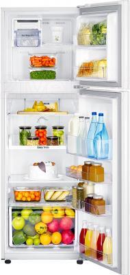 Холодильник с морозильником Samsung RT25HAR4DWW/WT - в открытом виде