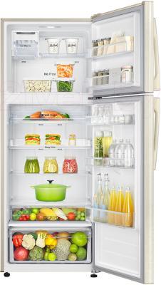 Холодильник с морозильником Samsung RT46H5340EF/WT - в открытом виде