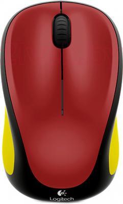 Мышь Logitech M235 Belgium (910-004106) - общий вид