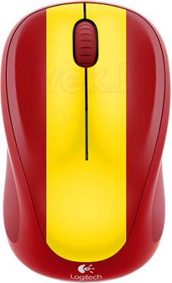 Мышь Logitech M235 Spain (910-004028) - общий вид