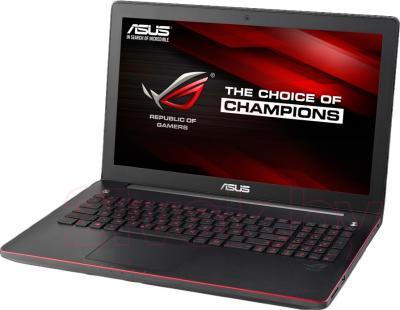 Ноутбук Asus G550JK-CN216D - общий вид